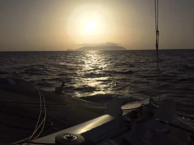 RMSR, Oct '16 / The approach to San Vito Lo Capo