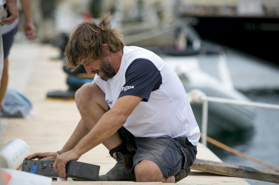 Rolex Middle Sea Race is confirmed: the boat has been repaired