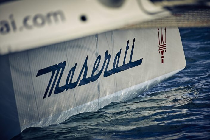 RORC / Maserati Multi70 ready to start