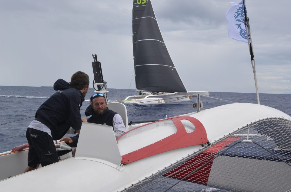 Maserati Multi70 stages an impressive comeback in line honours battle