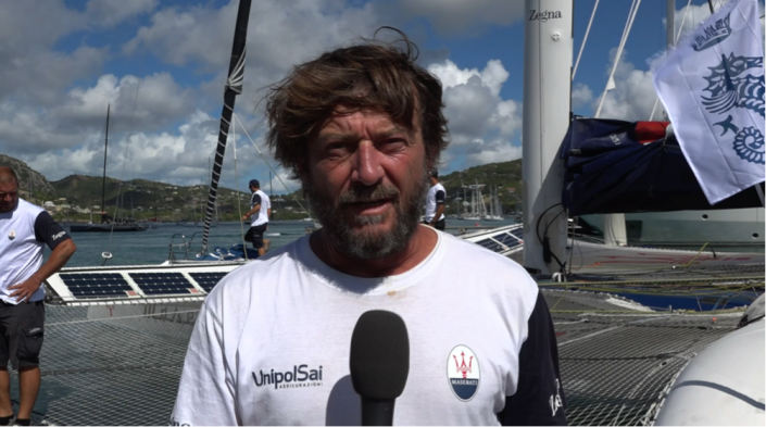 RORC C600 / Before the start