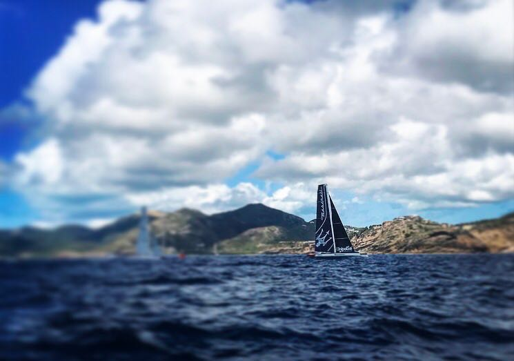 The ninth edition of the RORC Caribbean 600 Race gets underway from Antigua