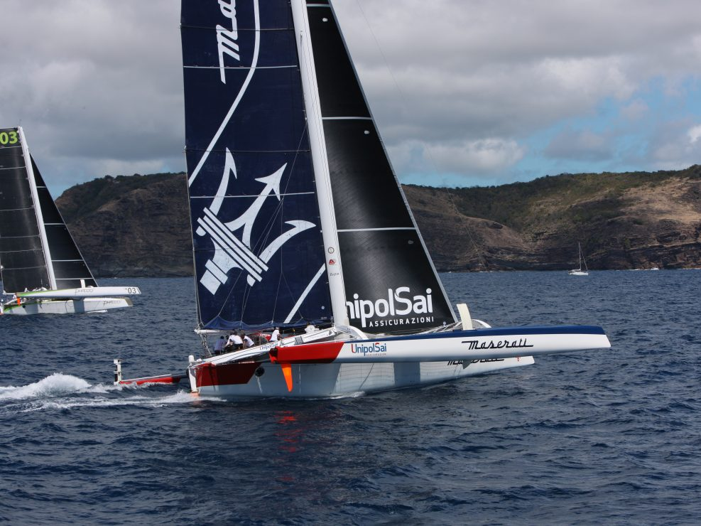 RORC Caribbean 600 / Antigua, 20th February 2017