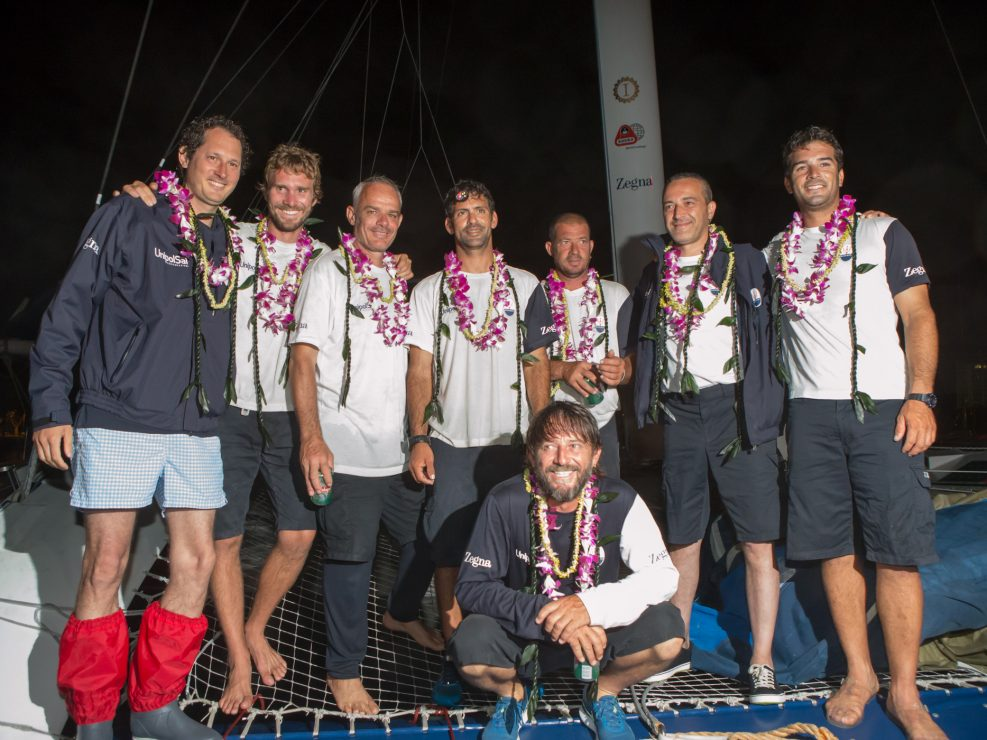 Transpacific Yacht Race / Honolulu, 11th July 2017
