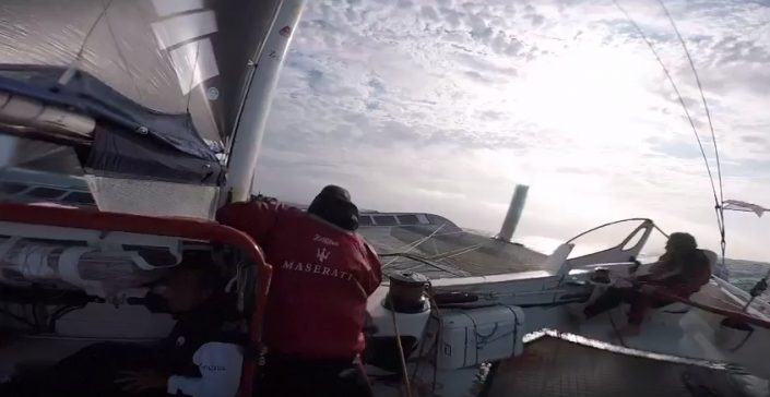 Transpac / day 4