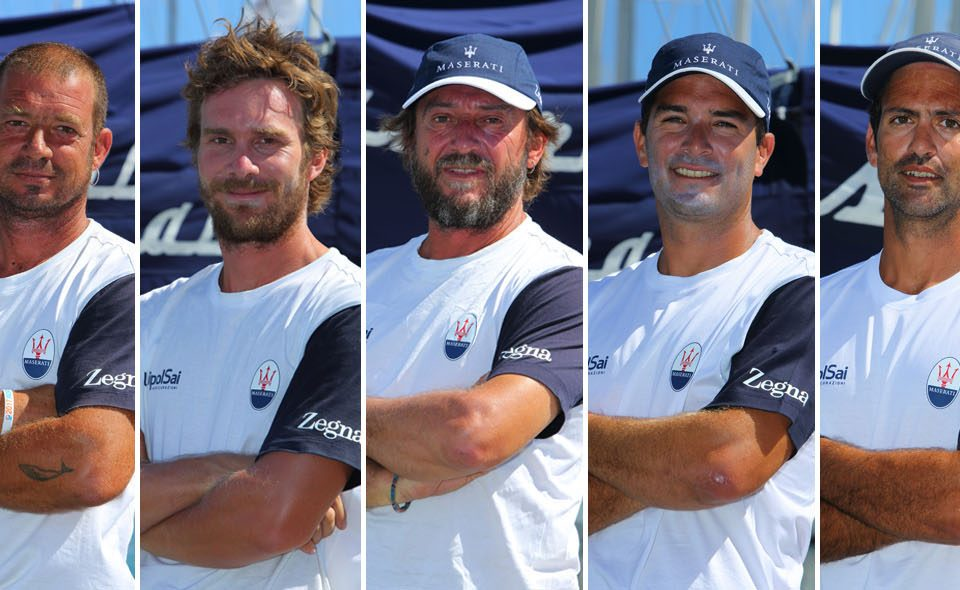 An Italian-Spanish crew to race with Giovanni Soldini on Maserati Multi70 for the Transpac Race