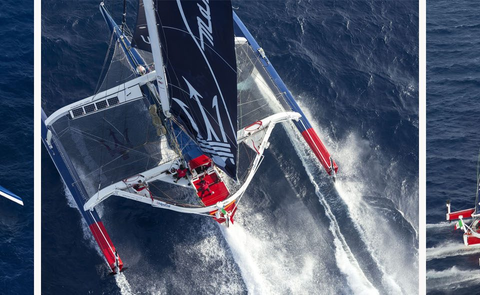 Maserati Multi70 crew ready to do battle against multihull rivals in Transpac Race