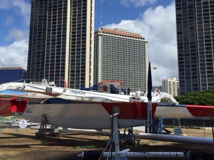 Honolulu / October 2017 – Shipyard