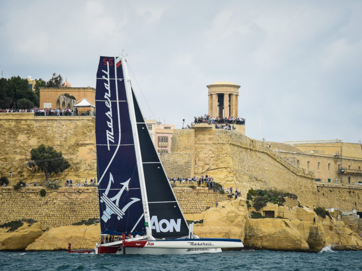 Rolex Middle Sea Race 2018