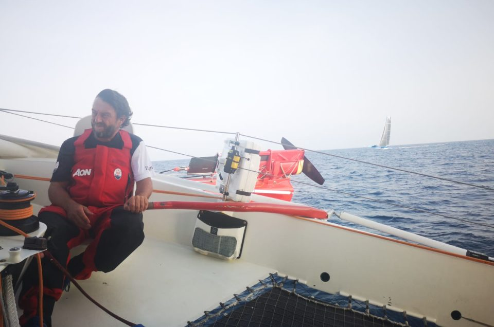 "Damages aboard Maserati Multi 70 while approaching Sicily. Soldini: ""We keep going"""