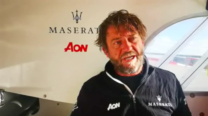 Maserati Multi 70 - Transpac 2019 - Damages aboard