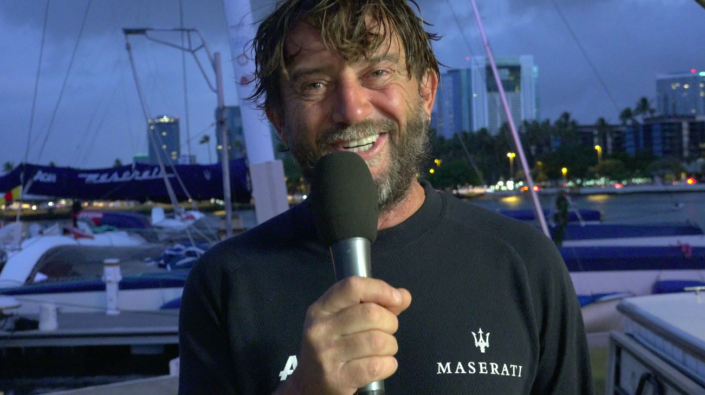 Maserati Multi 70 - Transpac 2019 - Comments after the arrival