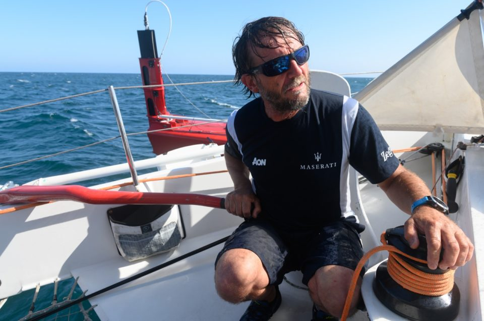 Maserati Multi 70's Team is ready for the Transpac