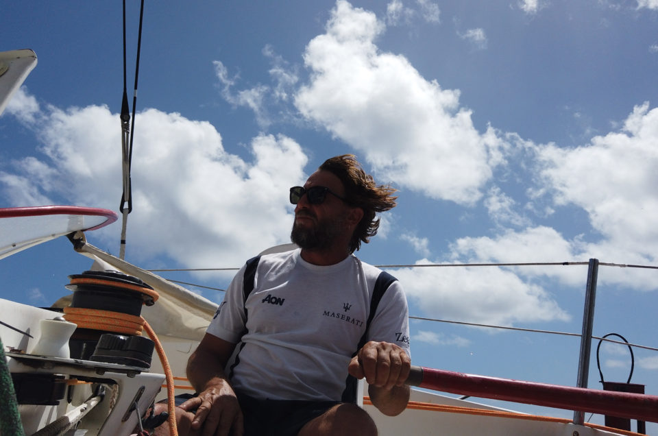 24 hours to the start of the RORC Caribbean 600 for Maserati Multi 70 and Giovanni Soldini