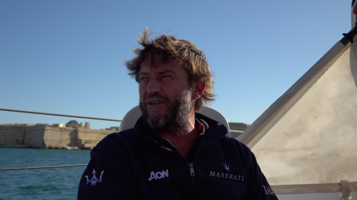 Maserati Multi 70 - Rolex Middle Sea Race - Commenti pre-partenza