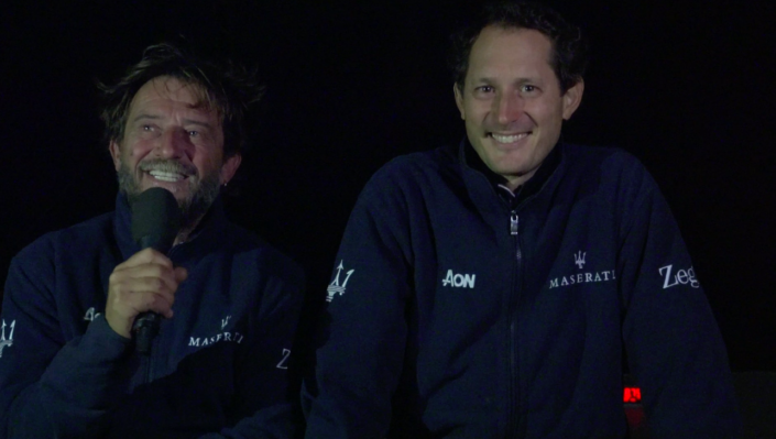 Maserati Multi 70 - Rolex Middle Sea Race 2020 - Soldini e Elkann