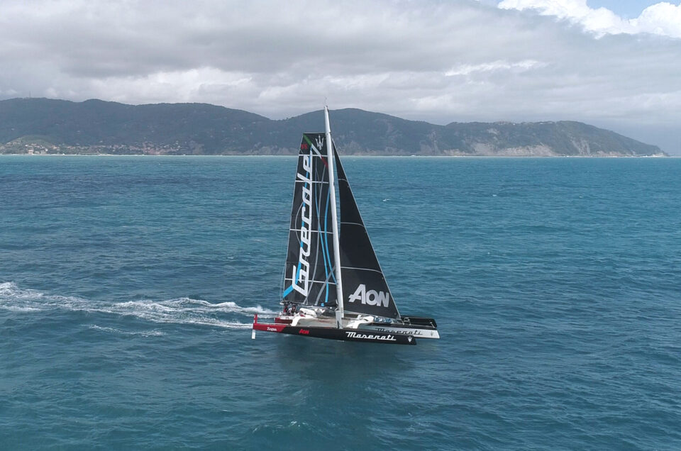 Ready to set sail for the Rolex Fastnet Race on Sunday August 8th at 10 UTC (12 Italian time)