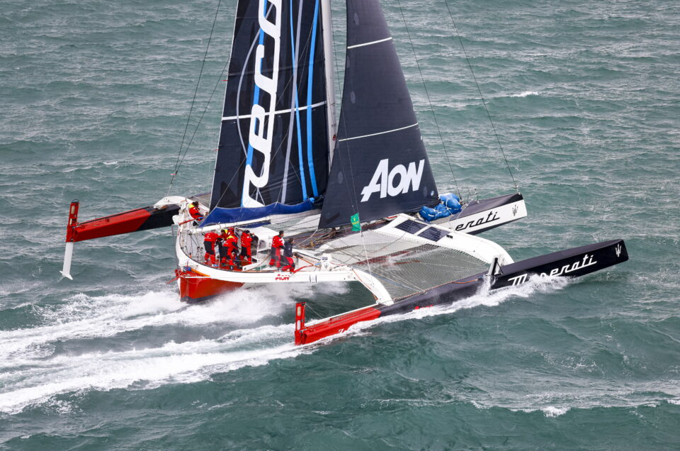 Sailing to Malta for the 42nd Rolex Middle Sea Race
